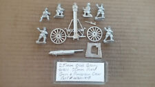 25mm Old Glory WWI American 75mm Field Gun & Crew