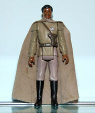 Star Wars POTF Last 17 Vintage Lando Calrissian General Pilot - Factory Error