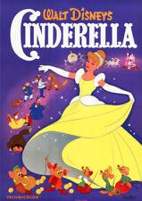 Cinderella ORIGINAL A1 Kinoplakat Walt Disney / Clyde Geronimi / Wilfred Jackson
