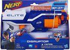 Nerf N-Strike Elite Disruptor Gun Elite darts Blaster Long Range Gift Toy Kids