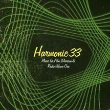 Harmonic 33 : Music for Tv/film and Radio Vol. 1 CD (2005) ***NEW*** Great Value