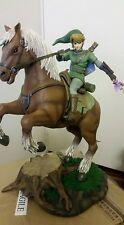 The Legend of Zelda, Link on Epona Statue First4Figures
