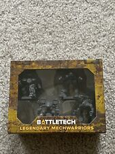 Battletech Clan Invasion Legendary MechWarriors Force Pack box set Catalyst CGL