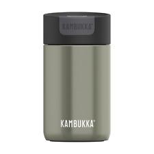 Kambukka Olympus Coffee & Tea Travel Mug 300ml, Insulated, Switch Lid, Champaign