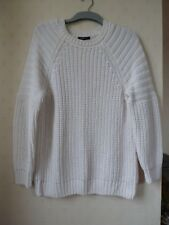 CREAM M & S LIMITED EDITION JUMPER SIZE 16
