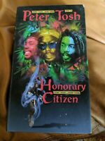 PETER TOSH Honorary Citizen (CASSETTE 2 of 3)  1997 REGGAE