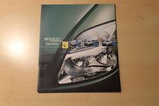 01880) Renault Scenic Prospekt 09/2001