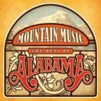 """Alabama - Mountain Music """" The Best Of Al Nuovo CD"""