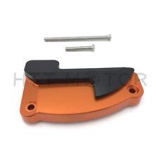 Orange Right Engine Case Cover Guard Protect Slider For KTM Duke 1290 1190 ADV