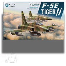 KITTY HAWK 1/32 F-5E TIGER II MODEL KIT