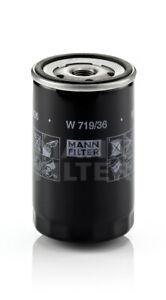 Oil Filter  MANN-FILTER  W719/36