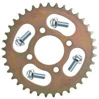 420 37T Rear Chain Sprocket Cog Pit Dirt Bike ATV Quad 4 Wheeler 90c 110cc 125cc