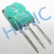 1PCS 2SB754 B754 HIGH CURRENT SWITCHING, POWER AMPLIFIER APPLICATIONS TO3P