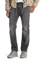 7 For All Mankind Men's Slimmy Slim Straight Leg Jeans Faded Denim Manzanillo