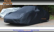 Porsche Cayman 981 Car Cover Indoor Premium Black Satin Finish Luxor