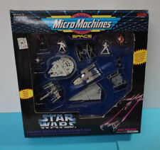 Star Wars Micro Machines Galaxy Battle Collector's Set - 1994 Galoob