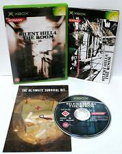 Silent Hill 4 The Room ~ Original Xbox ~ Survival Horror ~ PAL *Excellent CIB*