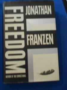 JONATHAN FRANTZEN:  FREEDOM:  RARE WITHDRAWN FIRST EDITION FIRST PRINT