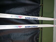 New listing fischer crown cross country skis with addidas bindings