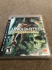 Uncharted 1 2 3 Lot Of 3 Games - PS3 Playstation 3