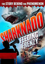 Sharknado: Feeding Frenzy (DVD, 2015) NEW