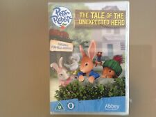 PETER RABBIT DVD - THE TALE OF THE UNEXPECTED HERO - BRAND NEW & SEALED