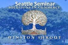 Winston Shrout-Seattle Seminar [Hypnosis NLP Video Tutorial Guide]
