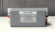Solar 8028-50-TS-24-BNC 50 uH, 600 VDC, Line Impedance Stabilization Network.