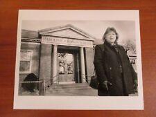 Vtg Glossy Press Photo Natick MA Elizabeth Szymczak Johnson School PTO 1/18/91