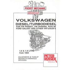 1000 Volkswagen Car Manuals and Literature