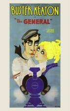 The General 11x17 Movie Poster (1927)
