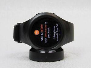 Samsung Gear S2 SM-R730V 44mm Android Bluetooth Black Smartwatch Waterproof