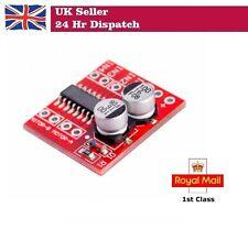 L298N 2 Channel Way DC Motor Driver Board Module PWM Arduino Raspberry Pi