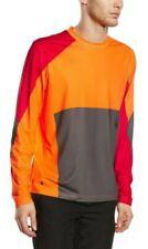 Spyder Men's Kyros Long Sleeve Shirt 787505 Orange Gray Size Large