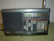 RADIO MULTIBANDAS GRUNDIG SATELLIT INTERNATIONAL 400