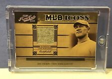 Jim Thorpe 2005 Playoff Prime Cuts MLB Icons Game Used Jersey Relic SP/50 Giants