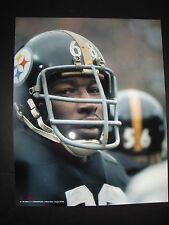 L C Greenwood Pittsburgh Steelers 16x20 Photo Steel Curtain Team of the Decade