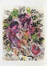 MUSEUM ART PRINT Le Garcon dans les Fleurs Marc Chagall