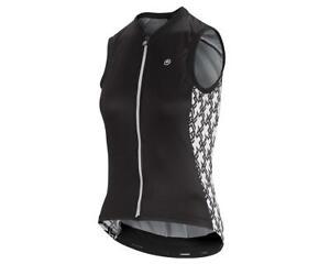 Assos Women's UMA GT Sleeveless Jersey (Black Series)