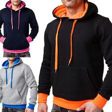 Herren-Fitnessmode im Sweatshirts & Fleece-Stil keine Mehrstückpackung