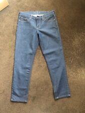 Mott & Bow Slim Boyfriend Jeans in Dark Wash NWOT