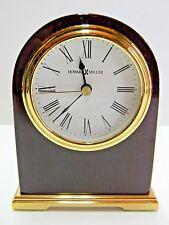 Howard Miller Rosewood Custom Photo Clock Portrait Time II Model 645-542