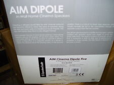 SpeakerCraft AIM Cinema Dipole Five Rear Speaker Each. {NEW}