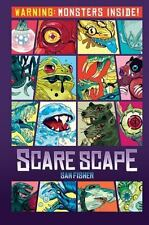 Scare Scape by Sam Fisher Hardcover Book