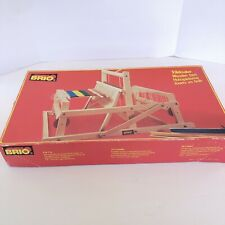 Brio Loom Childrens Folding Wooden Collapsible Tabletop 31380 YEO S12 Sweden