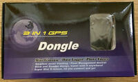 3 in 1 GPS Data logger USB Antenna Receiver Dongle SJ-5282-DL