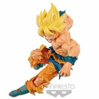 Dragon Ball Z Banpresto Match Makers Figure - SSJ Goku