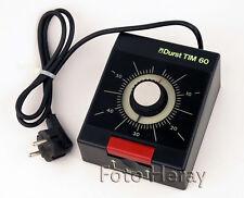 Soif TIM 60 blichtungsschaltuhr timer pour agrandisseur 04075