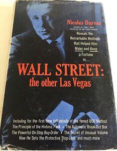 Nicolas Darvas - Wall Street: the other Las Vegas