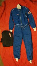 Simpson STD.19 Nomex Auto Racing Suit  Large